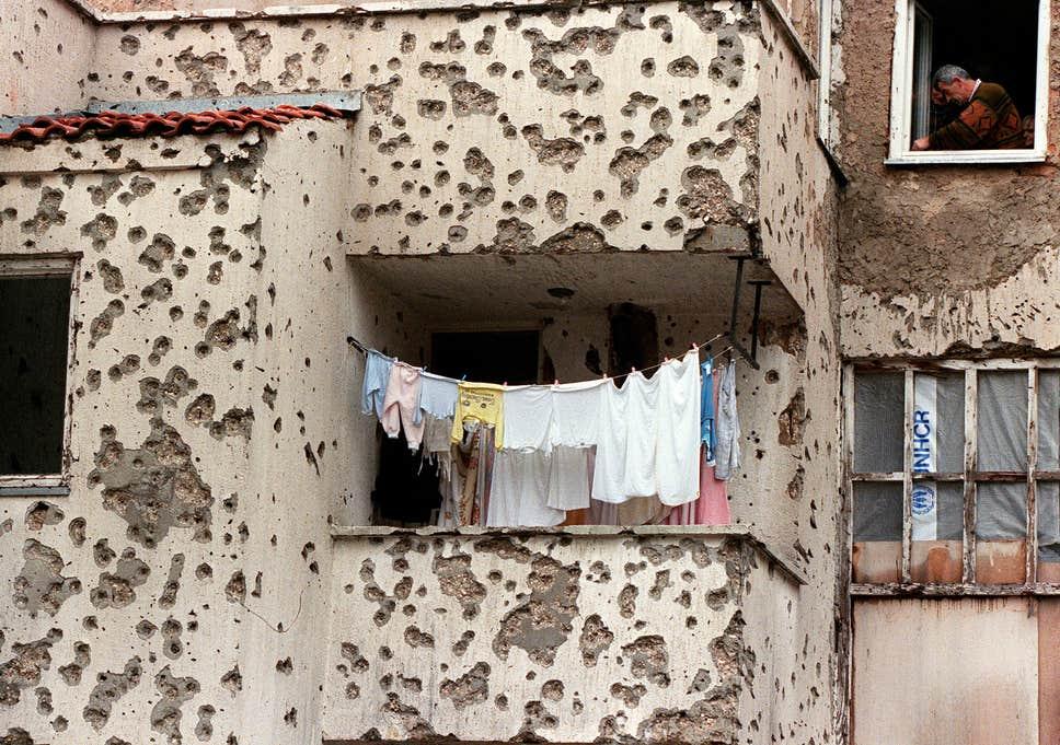 War in Bosnia and Herzegovina | OUTSIDE Online Magazine