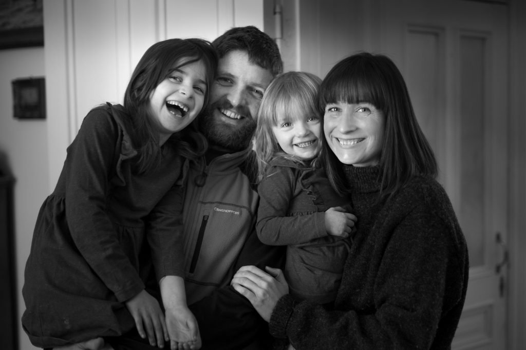 Sara Leahy Family | Sara Leahy Photograph for OUTSIDE Online Magazine
